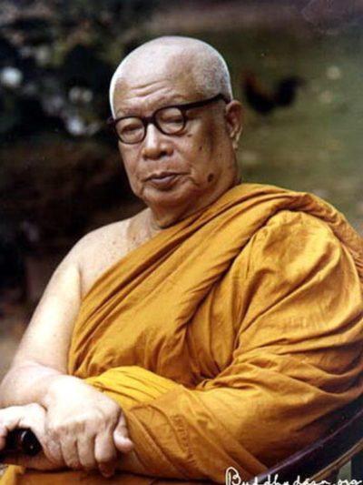 Анапанасати — Аджан Буддадаса