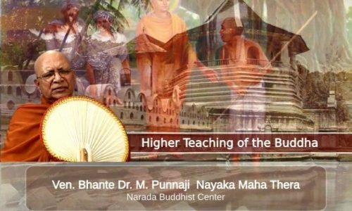 Эмоции и разум  —  Бханте Пуннаджи