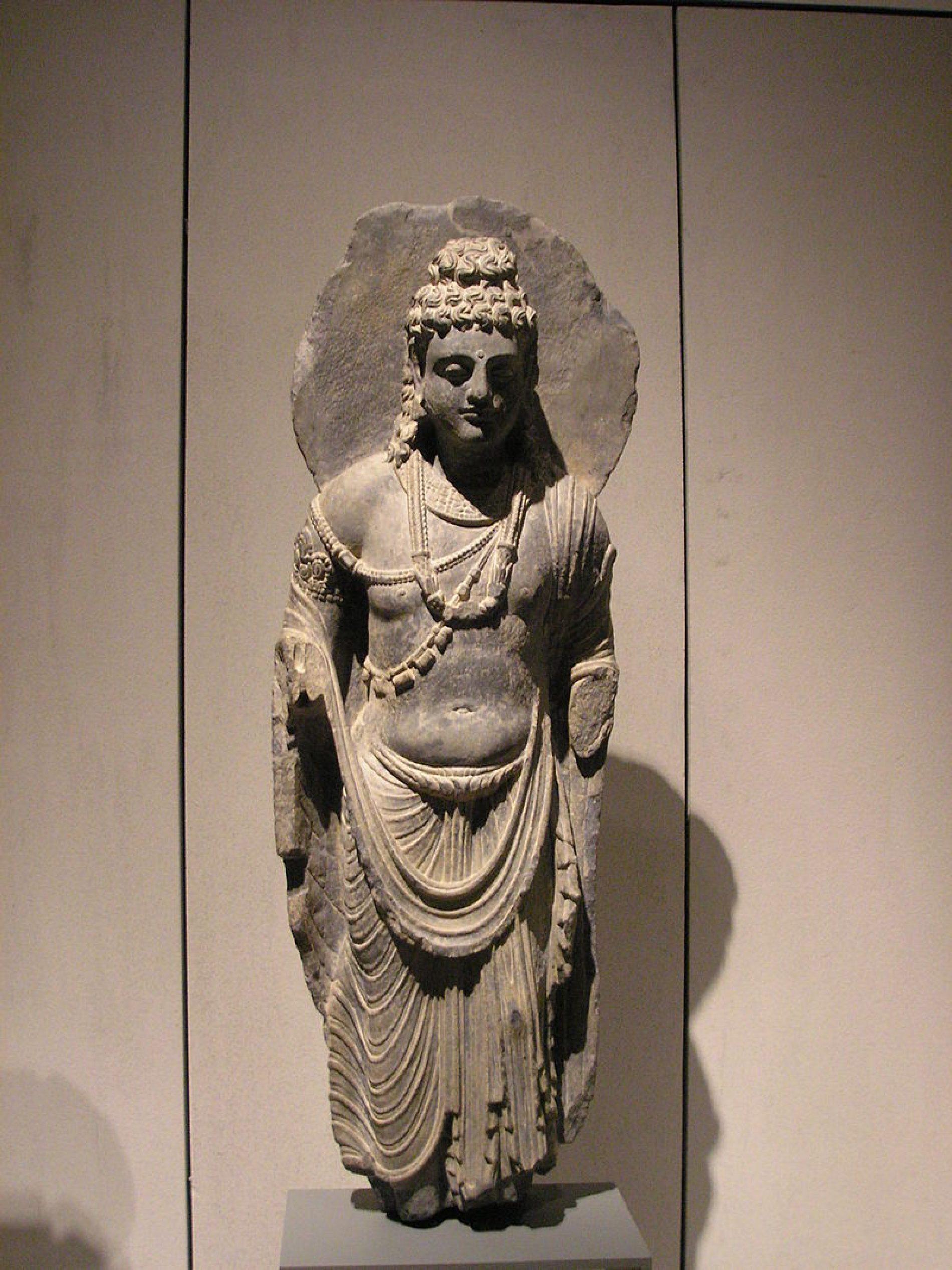 Галерея для бодхисаттвы