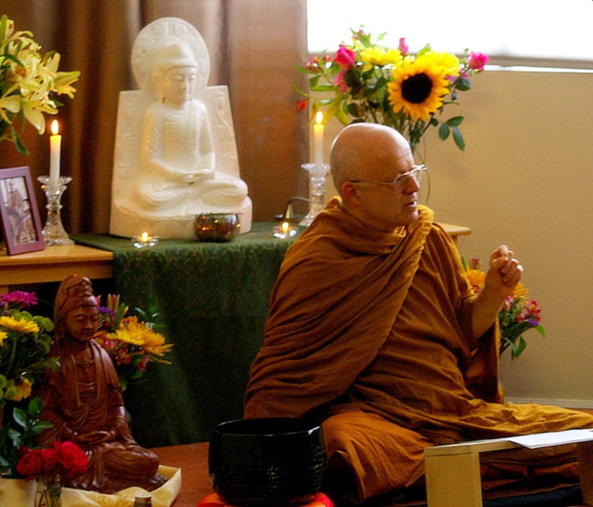 Распутать настоящее. Роль надлежащего внимания  —  Тханиссаро Бхиккху