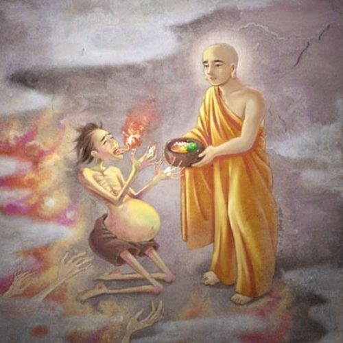 Цепляющийся к буддовости.  Непросветлённый Бодхисаттва