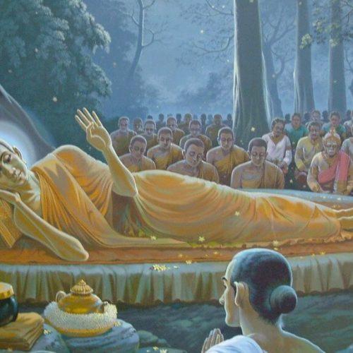 Достижение Ниббаны в безначальной сансаре