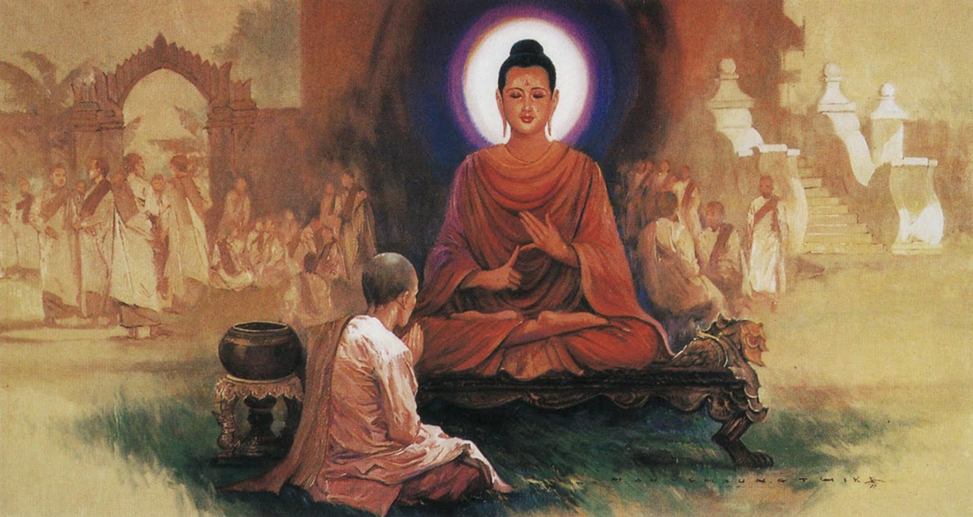 Что такое  Тхеравада? — Маунг Кьяук Сеинн