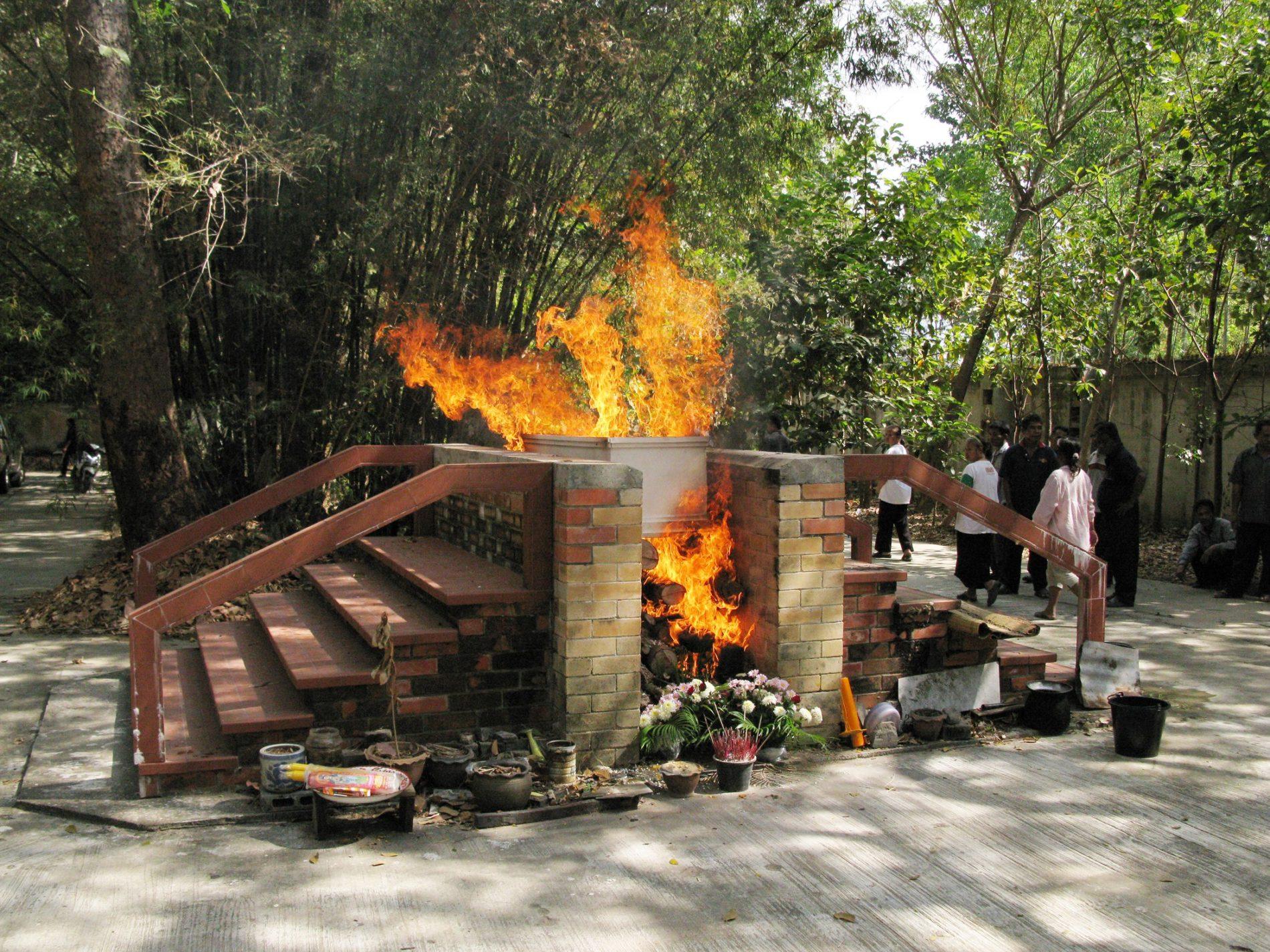 Вера в вечность и Буддизм  — Махаси Саядо