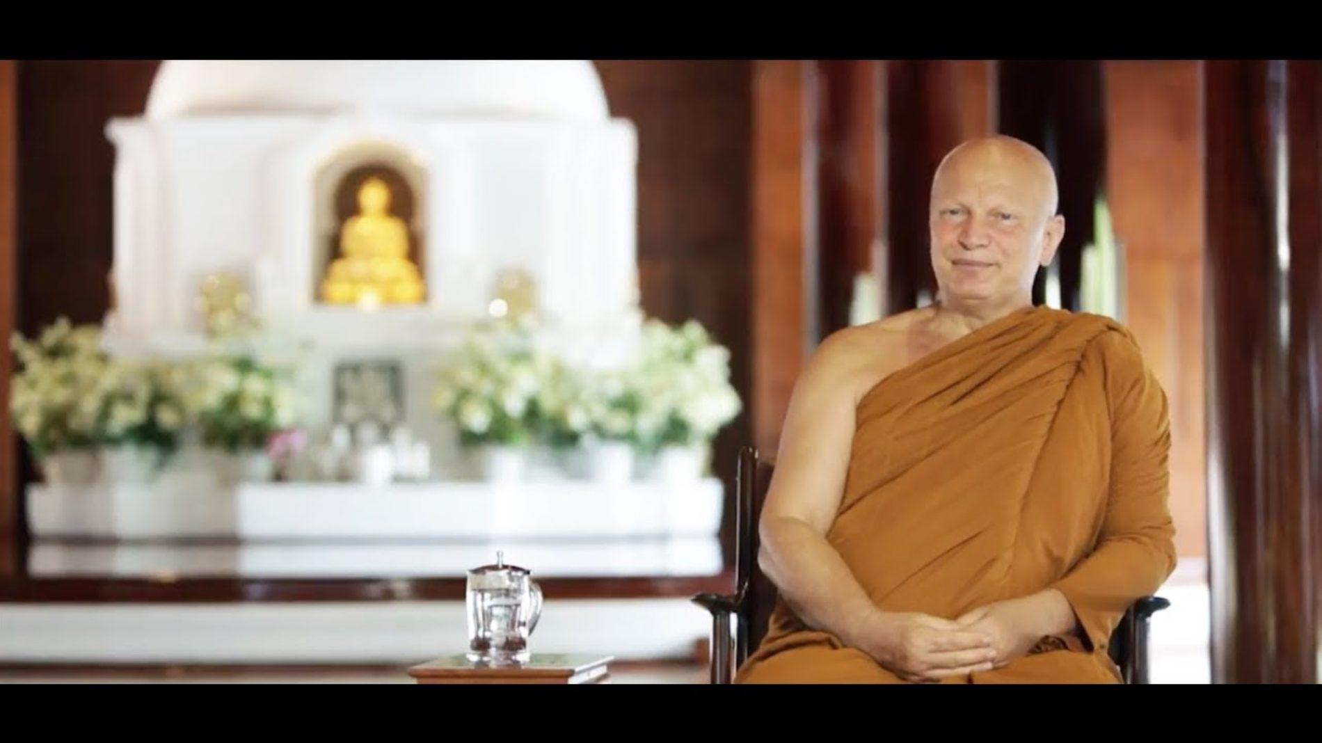 Аджан Ньянадхаммо — Медитация при ходьбе (аудио-книга)
