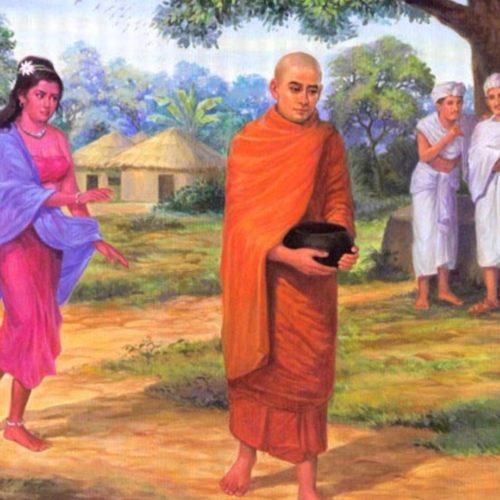 О жизни домохозяев  —  Шравасти Дхаммика