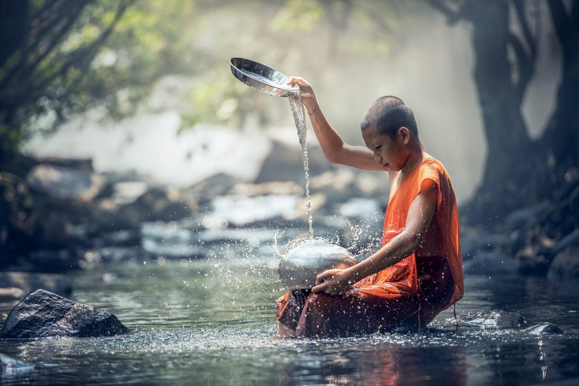 Простота — Бханте  Шравасти Дхаммика