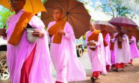 Формы женского монашества в буддизме Тхеравады