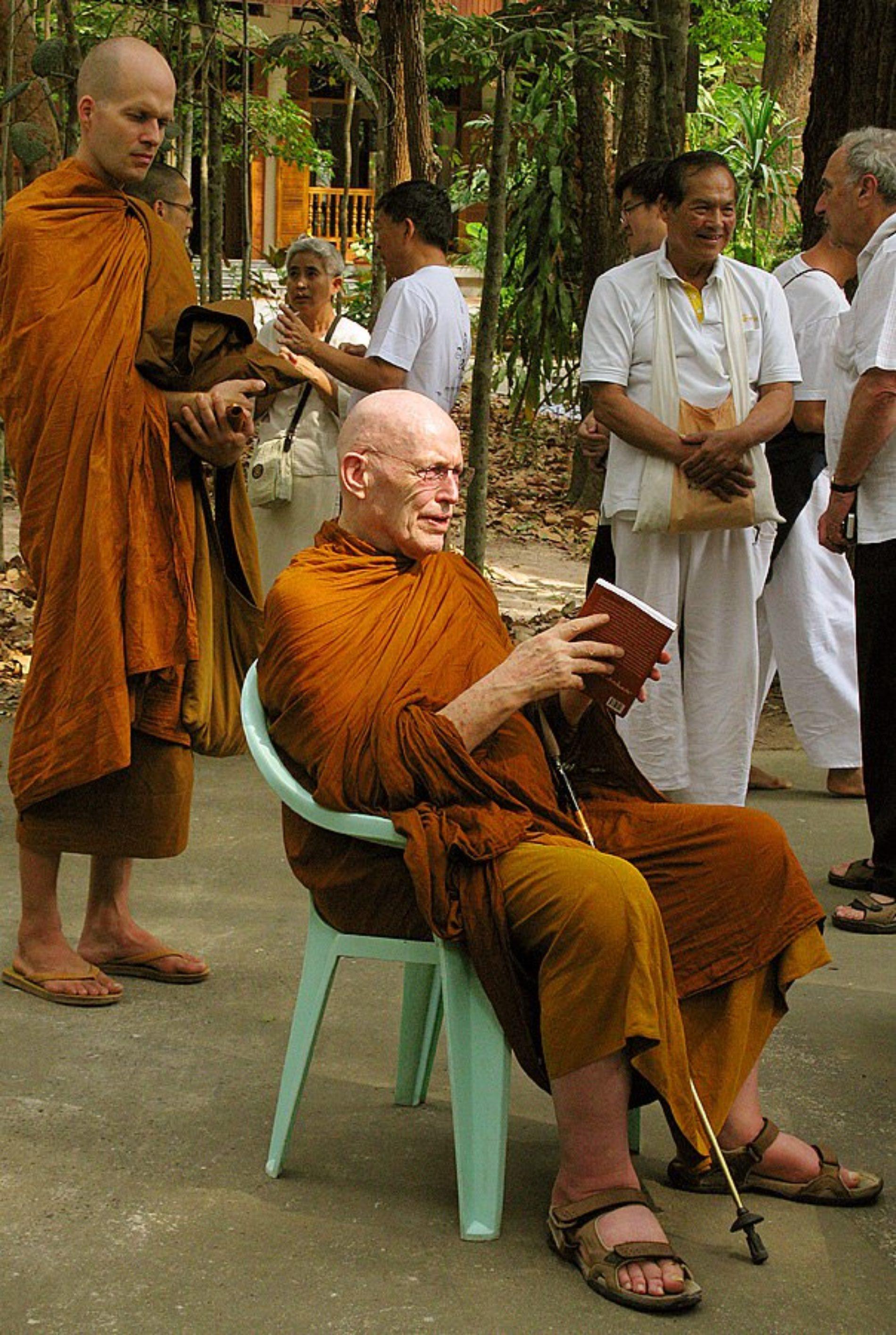 Путь осознанности – это путь без предпочтений — Аджан Сумедхо