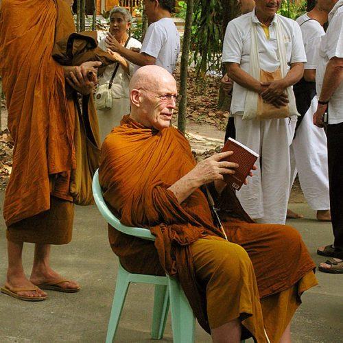 Путь осознанности — это путь без предпочтений — Аджан Сумедхо