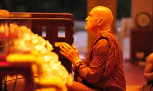 Будда, Дхамма, Сангха — Аджан Сумедхо