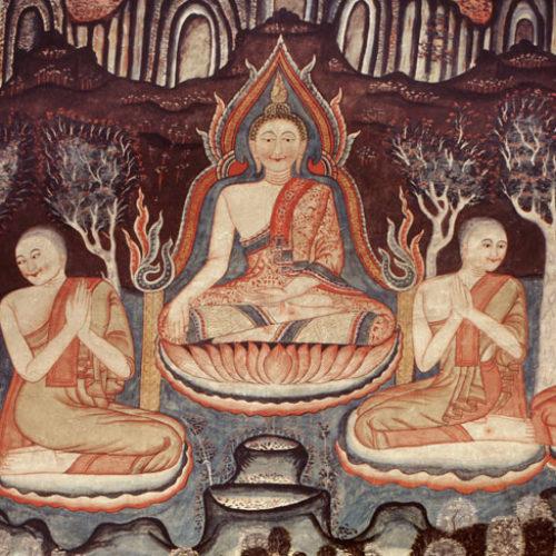 Состояние Будды  и  Араханта  (Архата)  —  Пиядасси Тхера