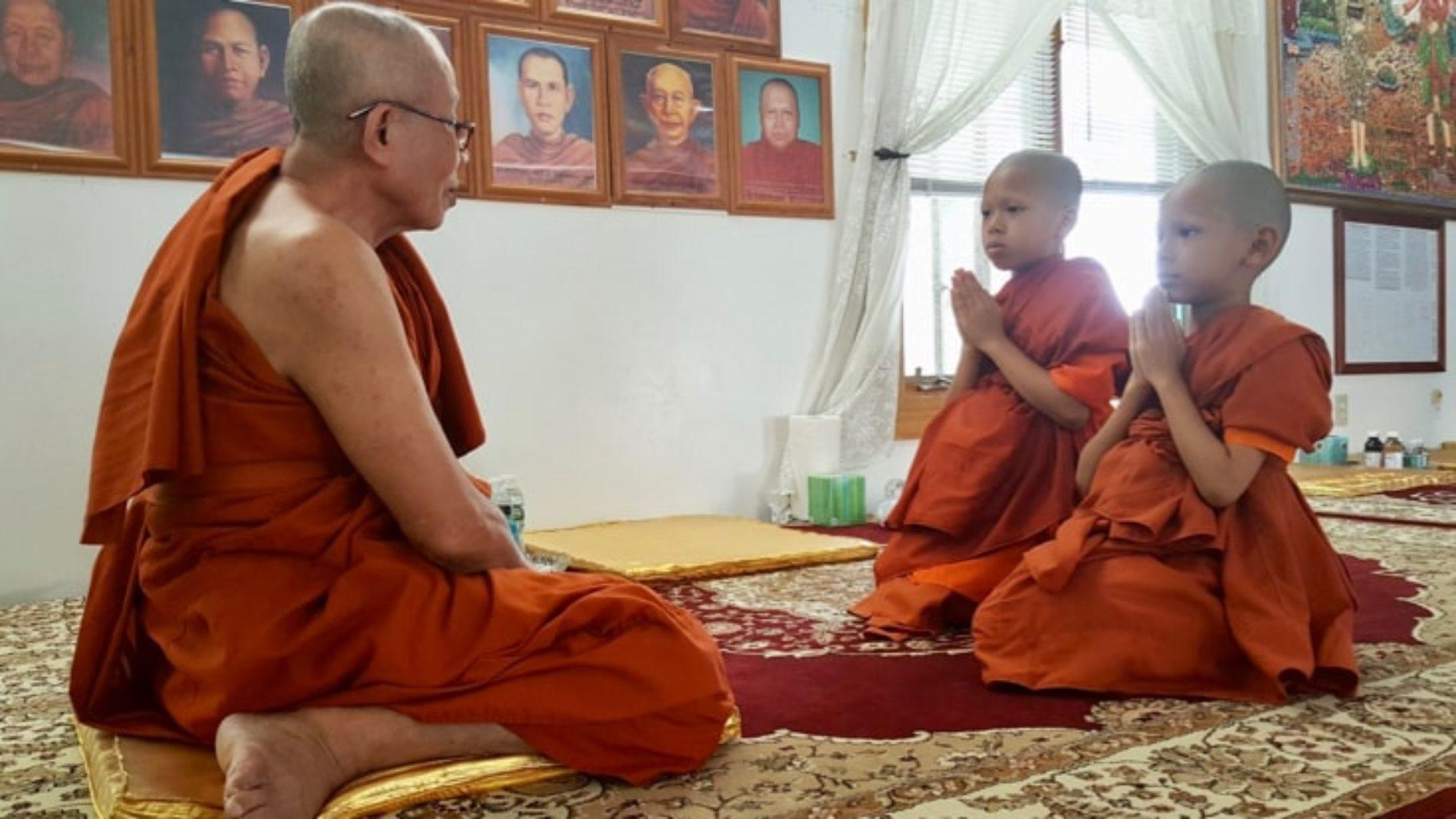 Буддизм в Америке.  Американская Тхеравада в 21 веке