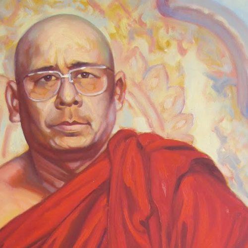 Две ветви буддизма  —  дост.  Ситагу Саядо