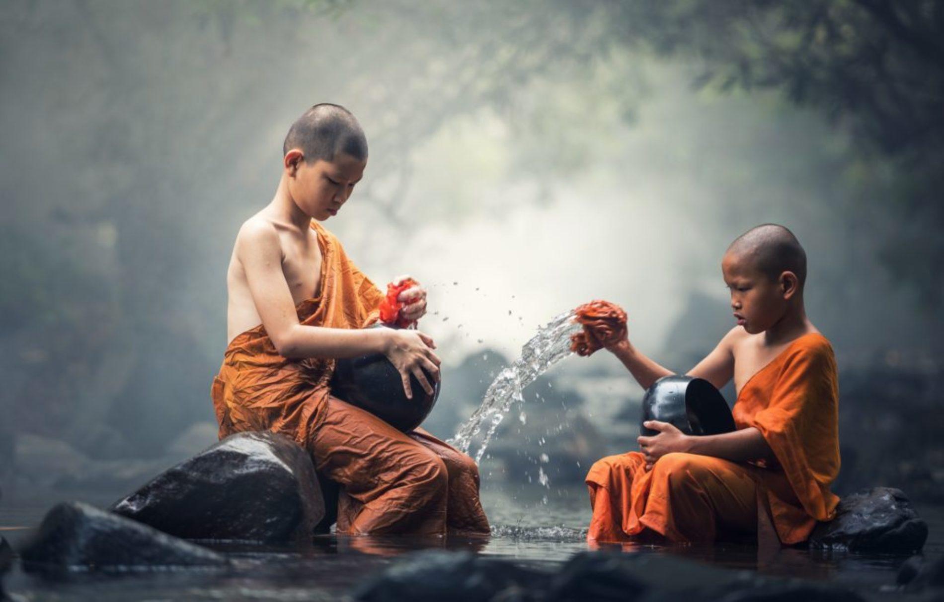 Сангха как сообщество духовных друзей на Пути — Ургьен Сангхаракшита