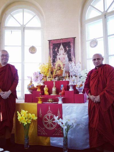 Дана. Ваша помощь  Дхамма-центру Тхеравады