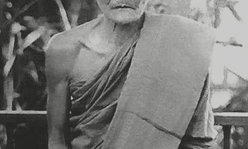 Ачария Ман. Духовная биография. Ранние годы – Ачария Маха Бува