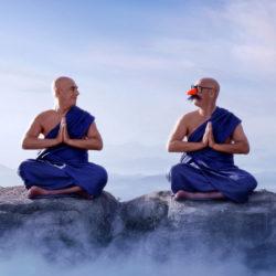 Не-Недвойственность и Учение Будды — Аджан Сумедхо