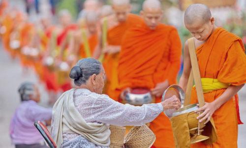 Общение с достойными людьми — Тханиссаро Бхиккху