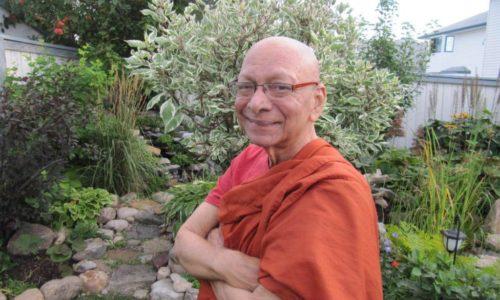 Восьмеричный Путь и практика мирянина — Бханте Пуннаджи
