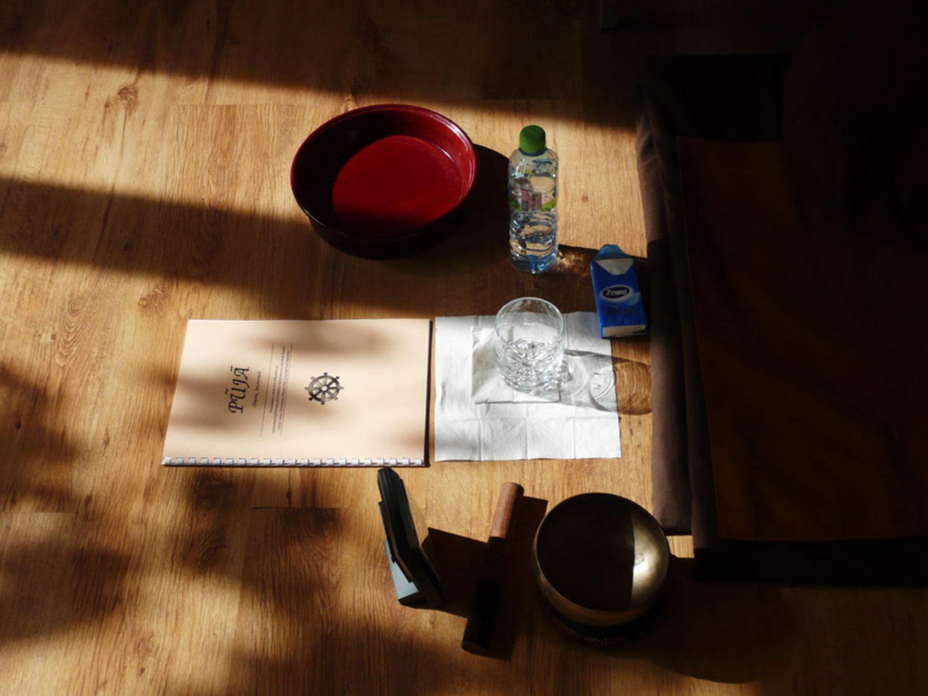 Аджан Ньянарато — Записи с ретрита  (аудио-книга)