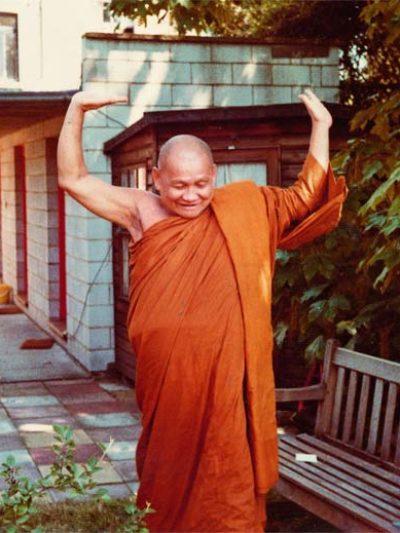 Открывая Око Дхаммы — Ачан Ча