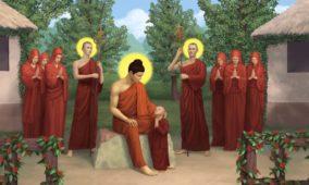 Великие учителя  традиции   Тхеравада  —  Бхиккху Кхеминда