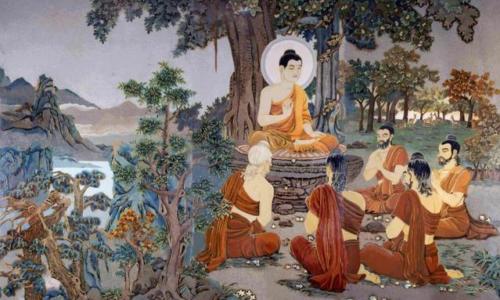 Разрушить мифы о буддизме.  Немного о Хинаяне