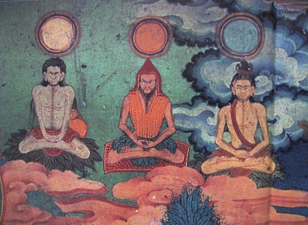 Единство и история буддизма. Тибетский буддизм и Тхеравада ...