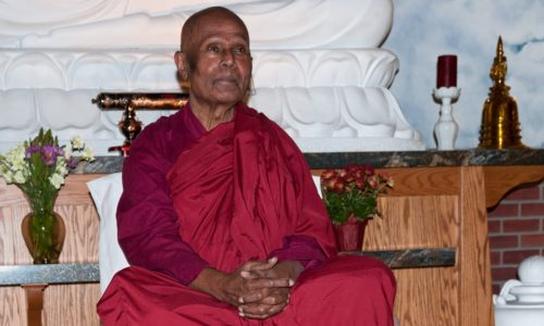 Польза долговременной медитации — Бханте Гунаратана