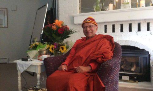 Что такое медитация?  Саматха и випассана  —  Бханте Пуннаджи